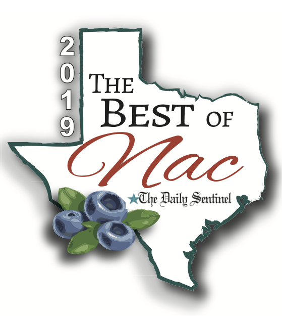 best of Nacogdoches 2019 badge